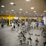 Technogym Fitness Equipment in Nab Wood 8