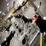 Technogym Fitness Equipment in Nab Wood 1