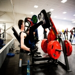 Technogym Fitness Equipment in Nab Wood 7