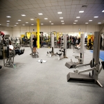 New Gym Free Weights in Alfington 11