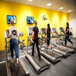 Technogym Fitness Equipment in Nab Wood 4