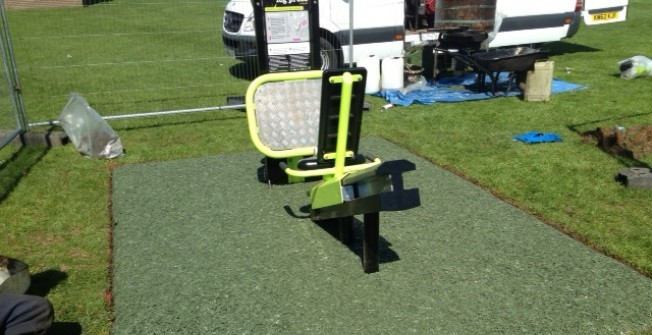 External Fitness Machines in Belladrum