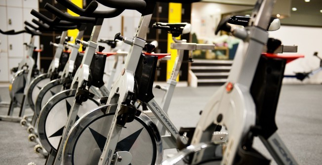 New Spinning Bikes in Abergavenny/Y Fenni