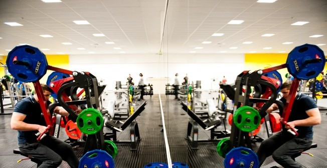 Fitness Machine Specialists in Akeley
