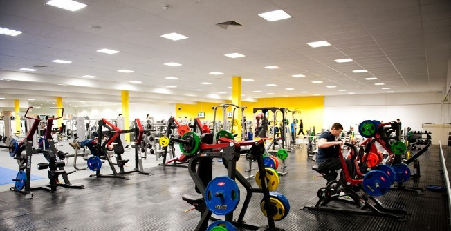 Dumbbell Set For Sale in Aston Subedge
