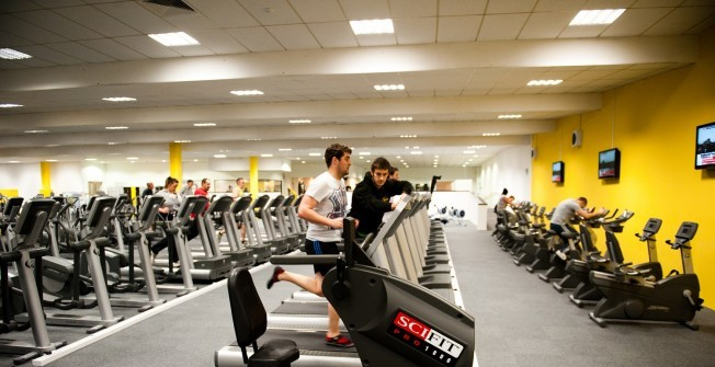 Used Fitness Equipment in Northamptonshire