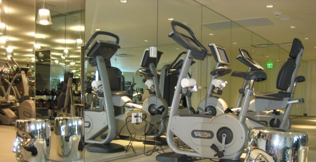 Fitness Machines in Nab Wood