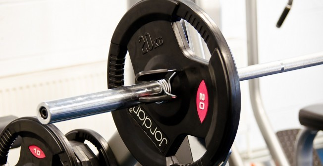 New Gym Free Weights in Gloucestershire