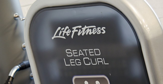 Life Fitness Weight Machines in Aisby