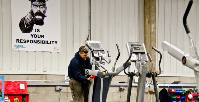 Gym Machine Refurbishment in Acarsaid
