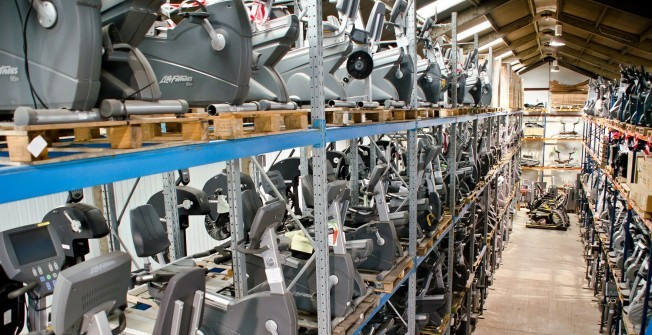 Refurbished Exercise Machines in Nottinghamshire