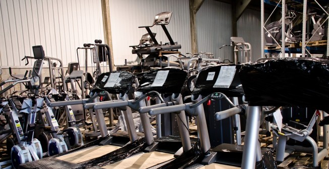 Reconditioned Running Machines in Aingers Green