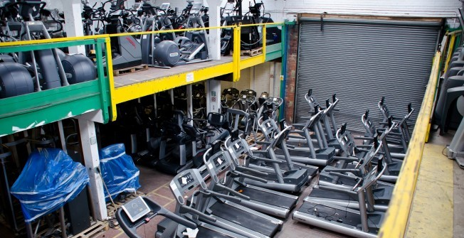Pre-Owned Running Machines