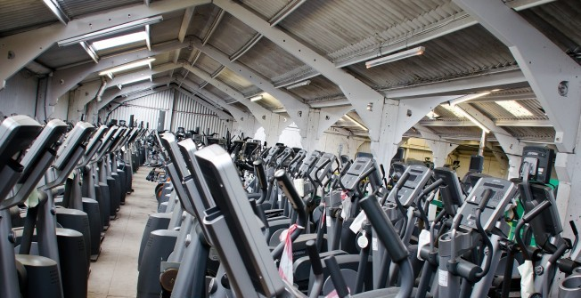 Refurbished Cross Trainers in Westfield